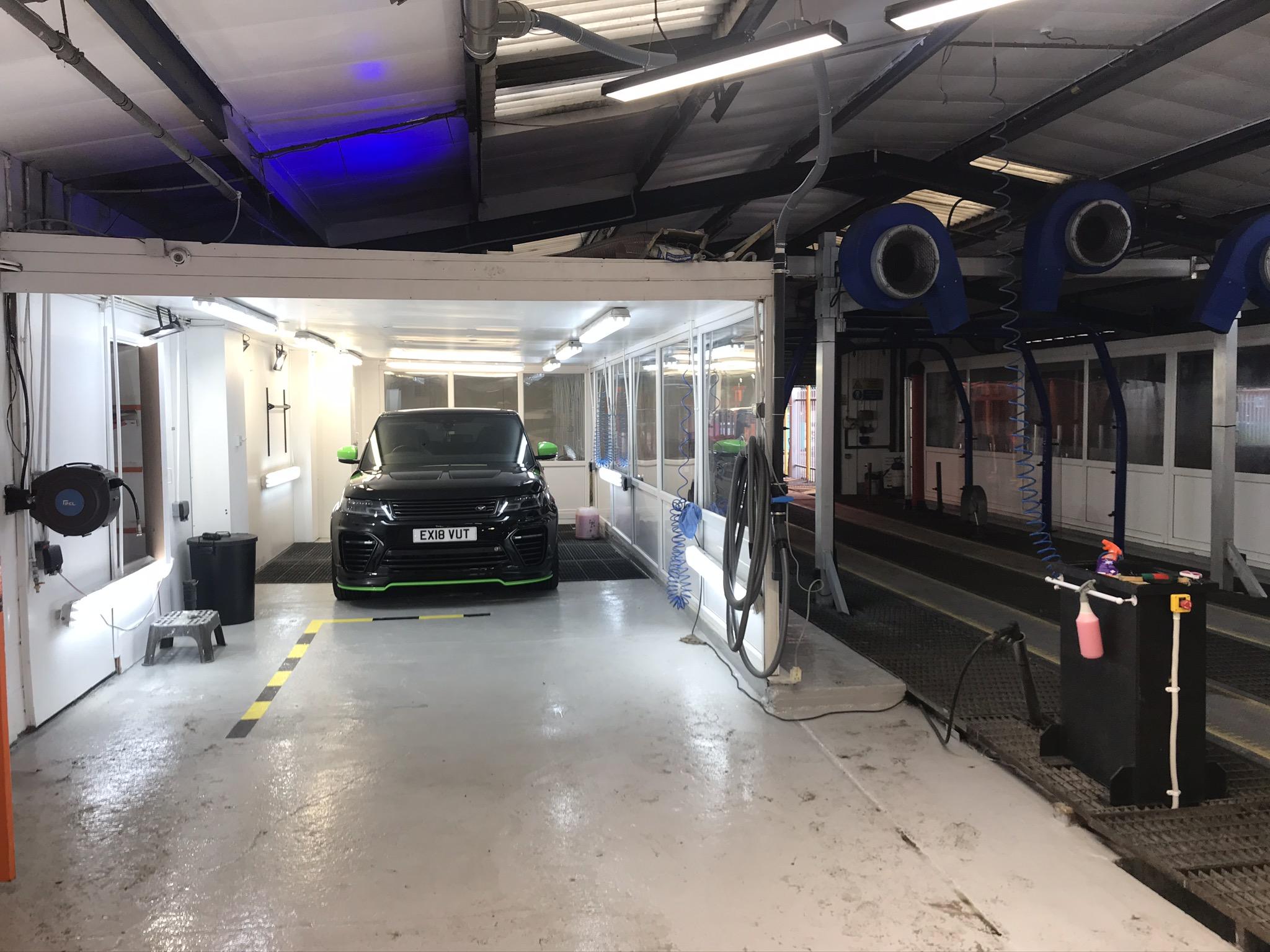Bubbles Car Spa